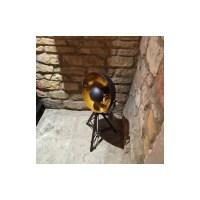 Buy Tripod Spotlight Silver Table Lamp & Vintage style ...