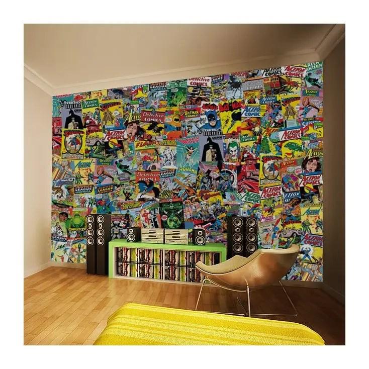 Dc Comics Wallpaper Batman And Robin Wonder Woman Murals