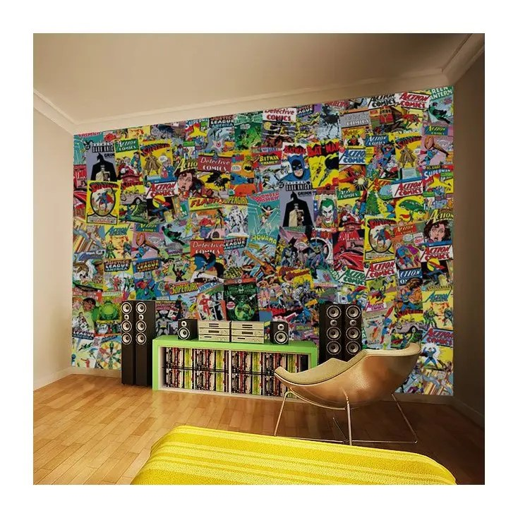 display kitchen cabinets for sale outdoor houston dc comics wallpaper batman and robin wonder woman murals