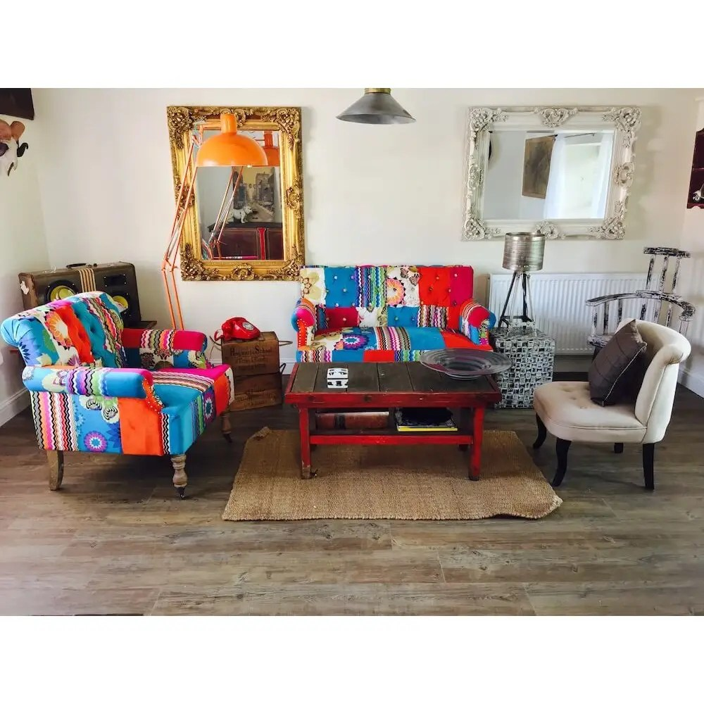 sofas with legs pictures of living room red sofa small patchwork