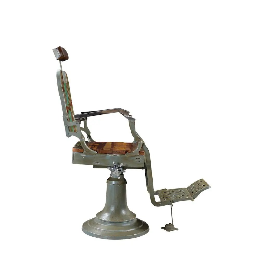 headrest for barber chair childrens table chairs 2 vintage shop