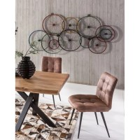 Bicycle Wall Art | Wheels Recycled on Walls Urban ...