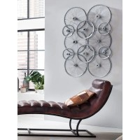 Wall Art Company | Bicycle Bike Wheels Decoration Recycled ...