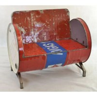 Oil Drum Seat | Oil Drum Chair | Oil Drum Sofa