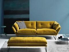 Saba Italia New York Suite Luxury Velvet Made In Italy