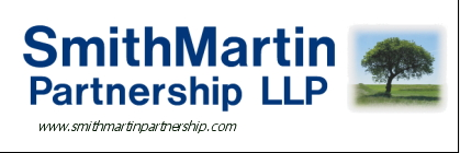 SmithMartin LLP - banner and logo - image