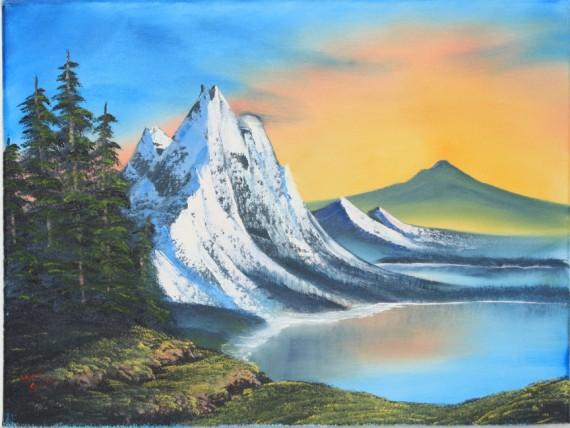 Landscape Paintings Landscape Painting Classes