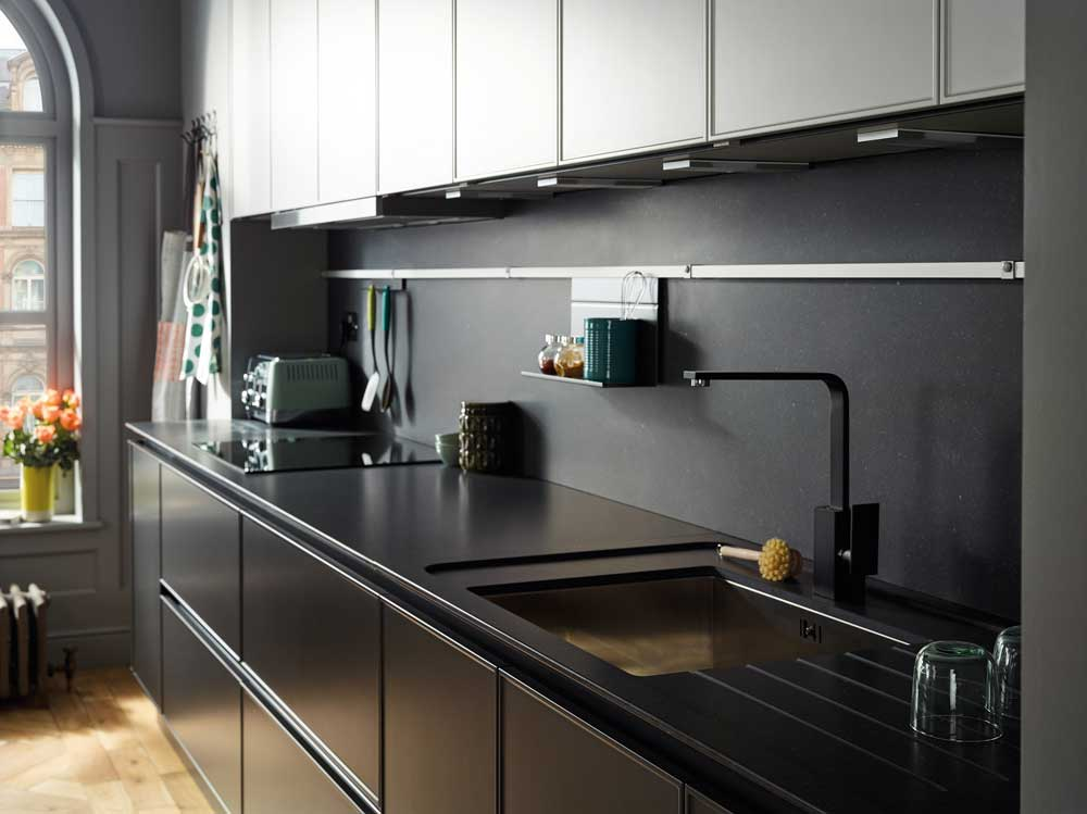 Handleless Kitchen Doors Front And Centre Top Trending Kitchen