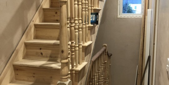 PIne Staircase Bromley