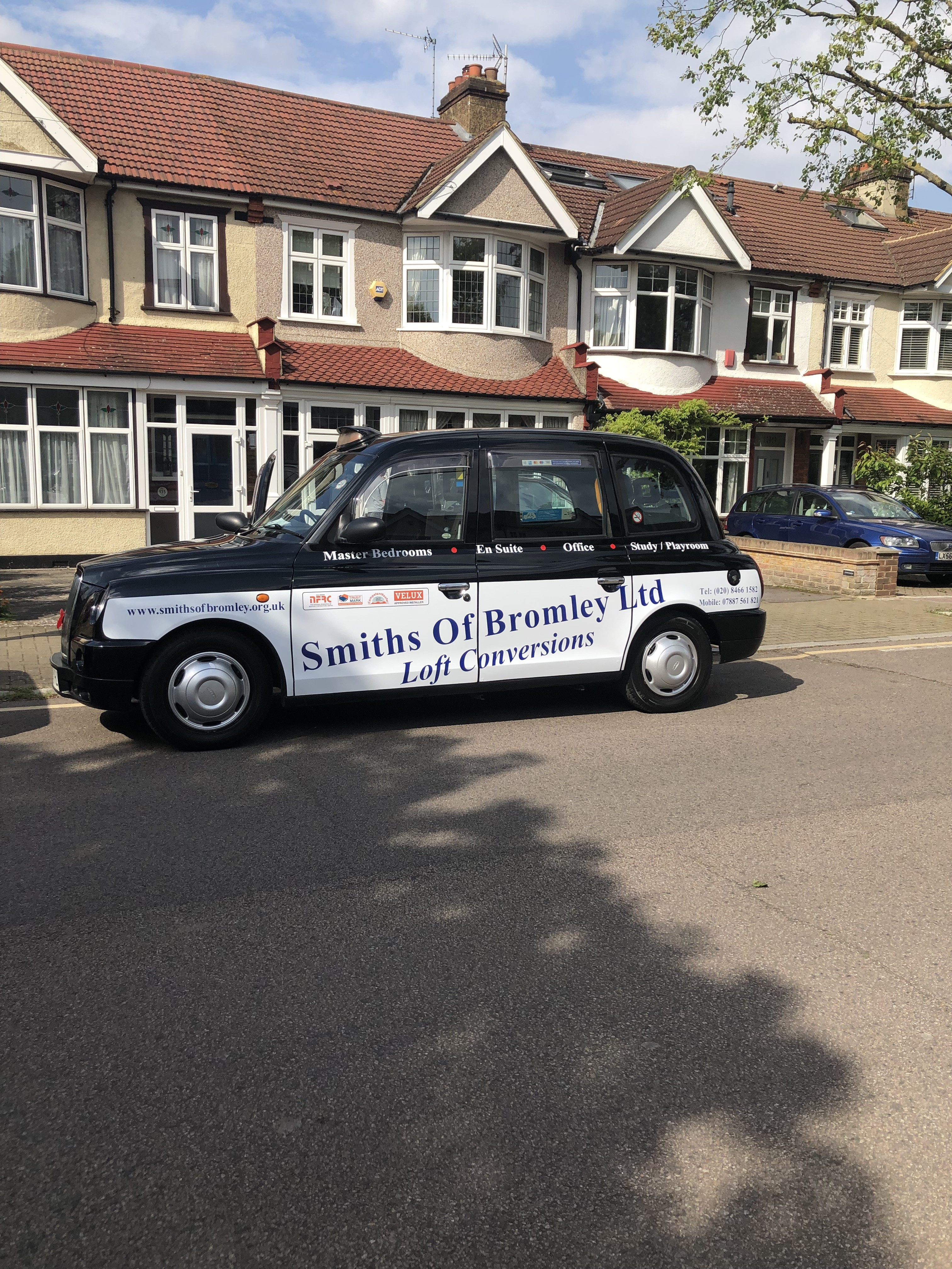 Smiths of Bromley Taxi