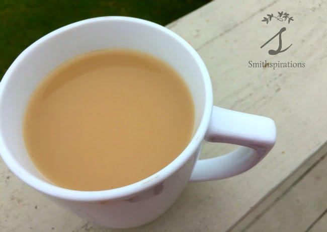 Brewed Herbal Chai Tea