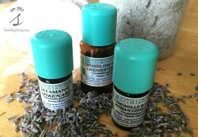 Bath Salts ingredients