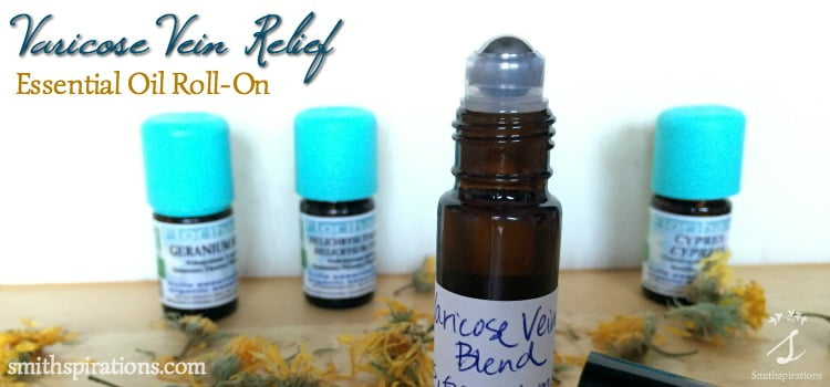 Varicose Vein Relief roll-on
