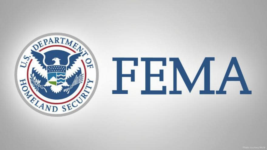 FEMA Disaster Recovery Center location