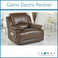La Z Boy Recliner Chairs Uk 2 Piece Chair Slipcover Lazboy Gizmo At Smiths The Rink Harrogate With Heat Massage Audio Built In Fridge Amp Bluetooth