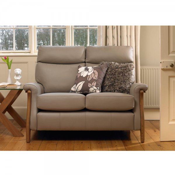 parker leather sofa reviews side computer table cintique richmond 2 seater in at smiths the ...
