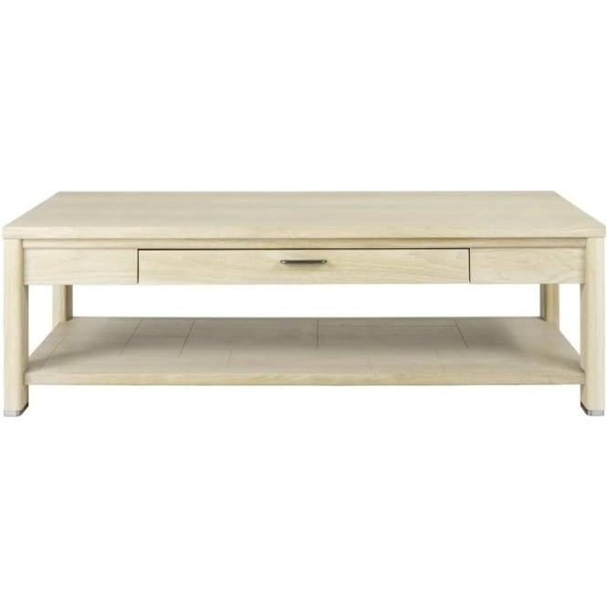 jensen small rectangular coffee table