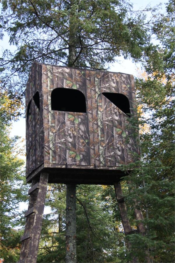 Platform Deer Stand Plans 4x6 - Year of Clean Water