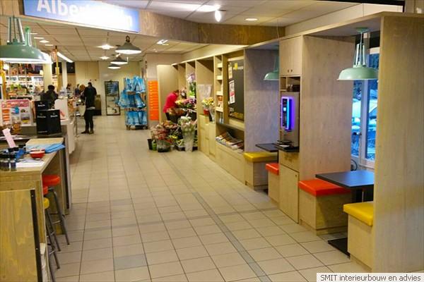 Market Plaza Bruinisse  SMIT interieurbouw en