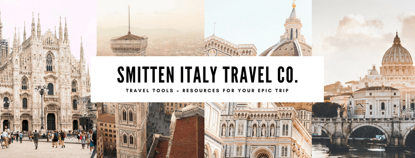 Smitten Italy Travel Co. (Travel Tools & Resources for your Epic Italy Trip)