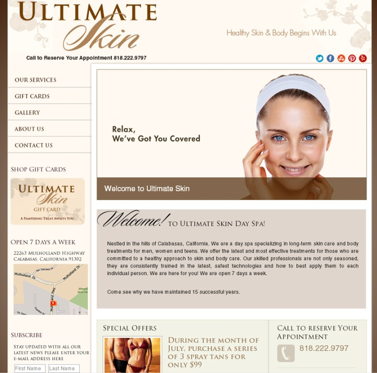 UltimateSKin