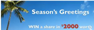 Facebook contest giving away money