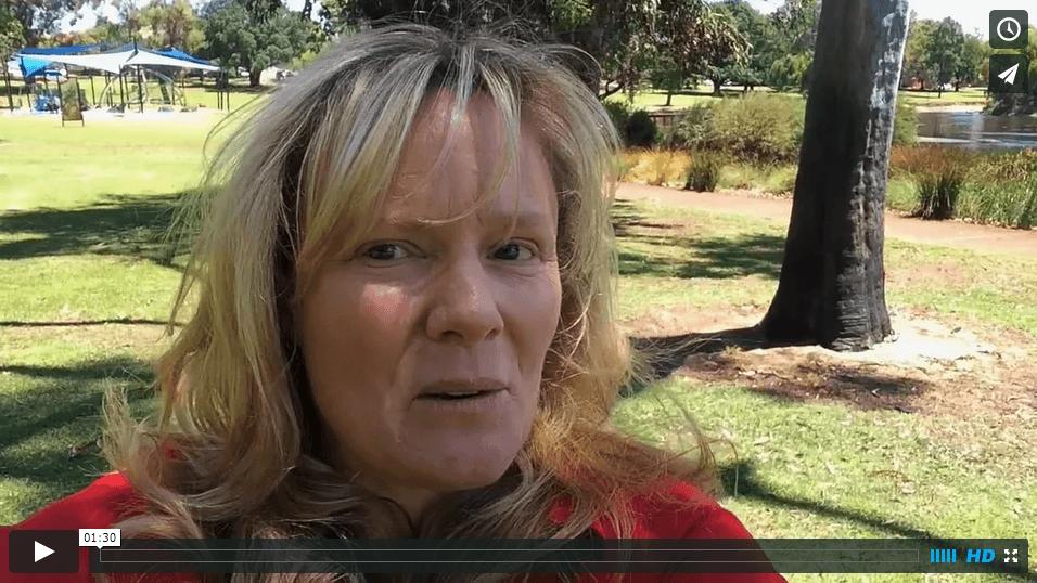 Vimeo video still of Shauna McGee Kinney