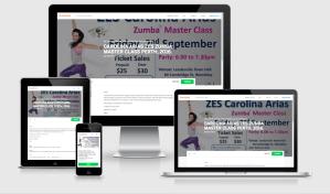 Patty Rojo-Diaz using EventBrite online ticketing