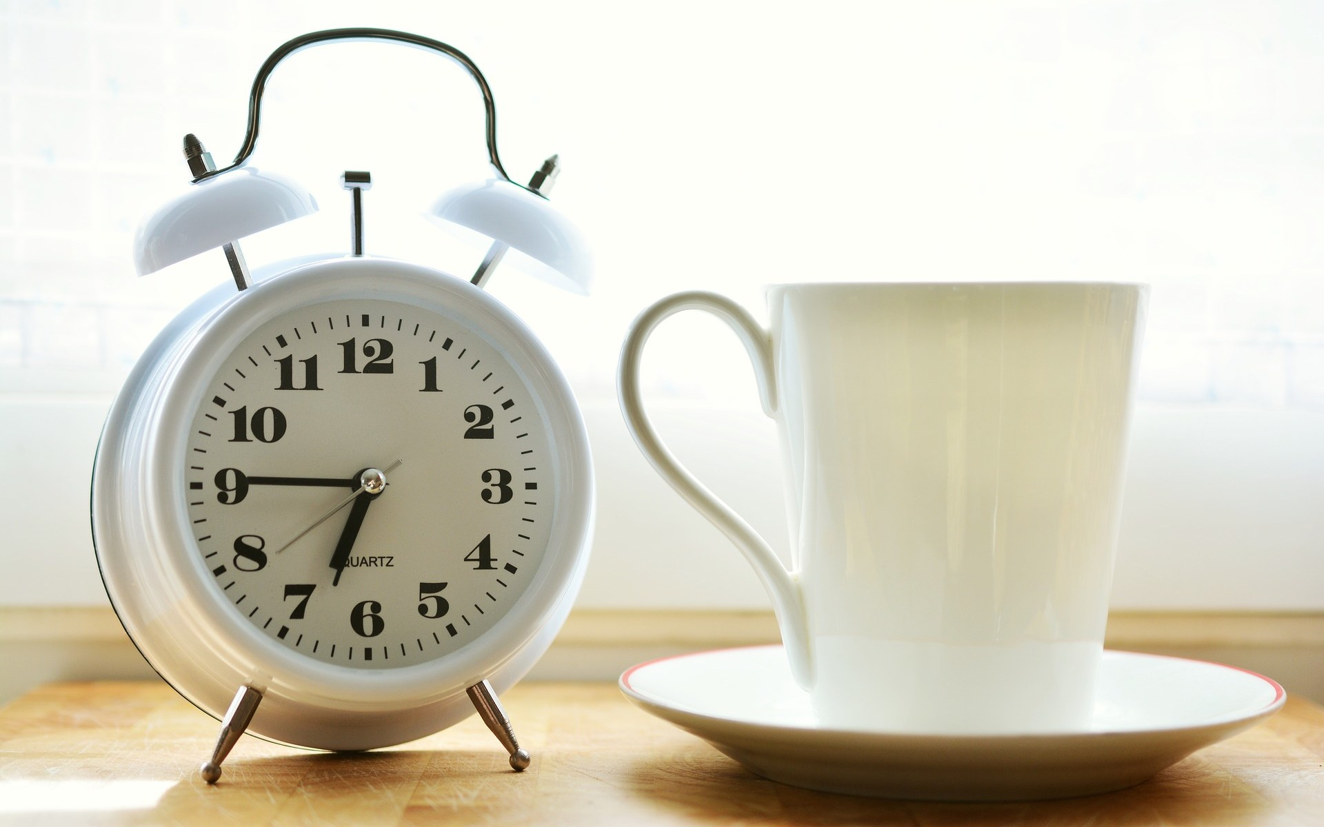 A Strong Start to Your Writing alarm clock