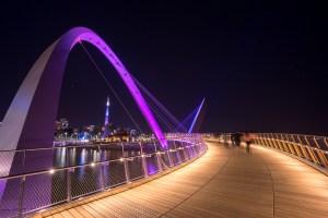 Perth Australia Elizabeth Quay by paulpichugin.com