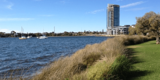 Canning River, Applecross Western Australia
