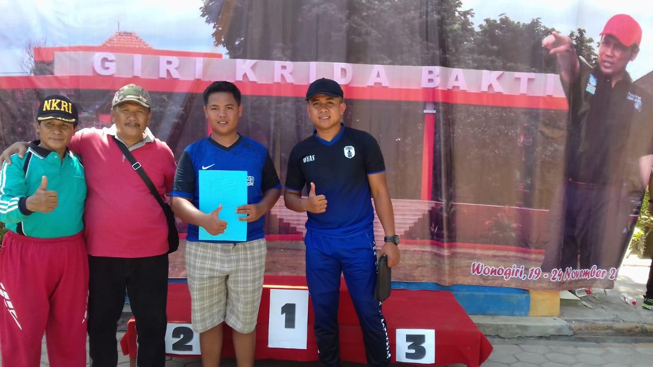 Hari Pertama POPDA, Atlet SMK Pandu Rebut Medali Perak