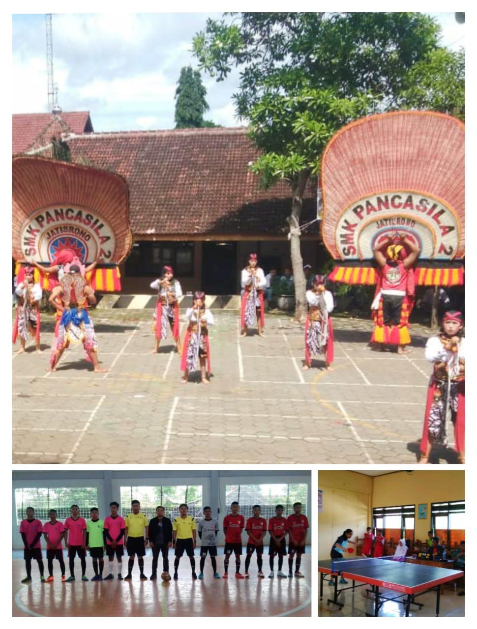 Day 1, Pandu's Anniversary Celebration