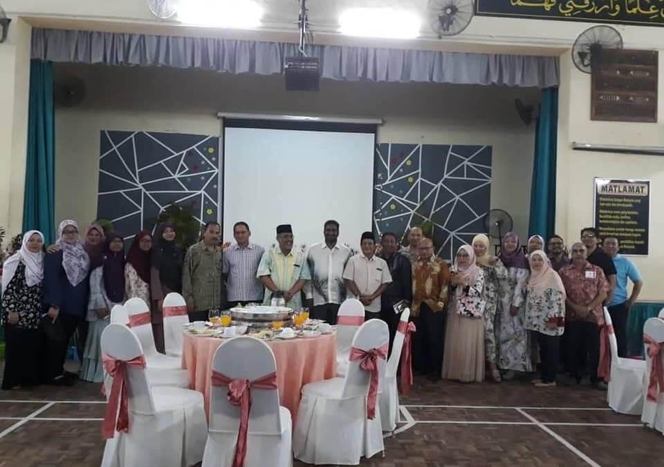 Hari Anugerah Kokurikulum, HEM dan NILAM SMKTM 2019