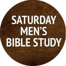saturday mens bible study