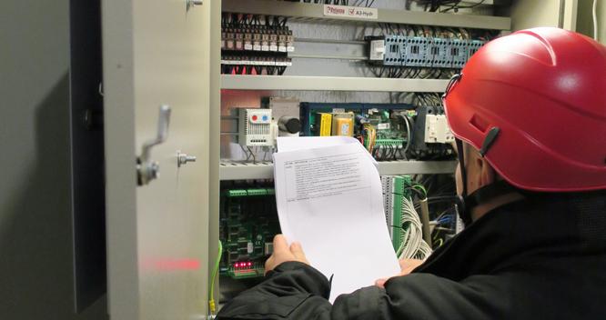 Servizio manutenzione conservativa ascensori milano