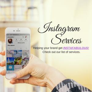 Social Media Services - Instagram