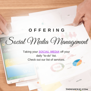 Social Media Services - Management