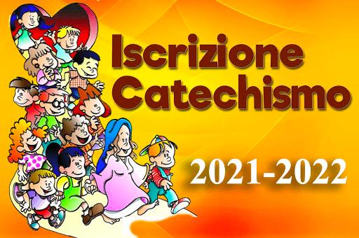 CATECHISMO 2021/22 : si riparte!