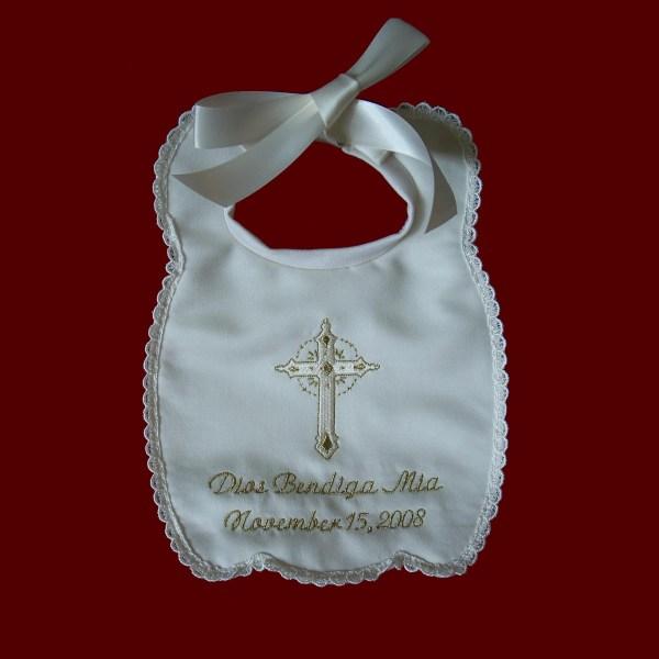 Irish Christening Bibs - Smocked Treasures