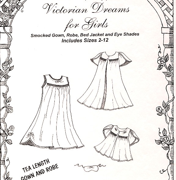Victorian Dreams for Girls