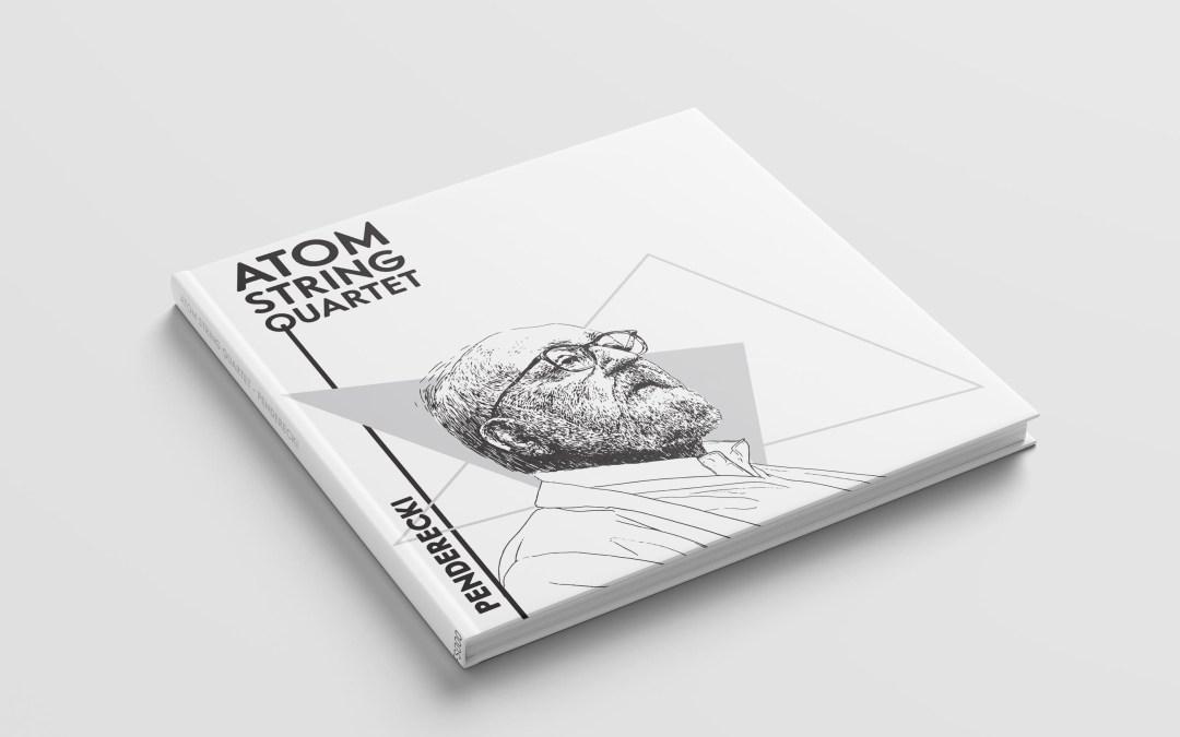 Penderecki – nowy album Atom String Quartet