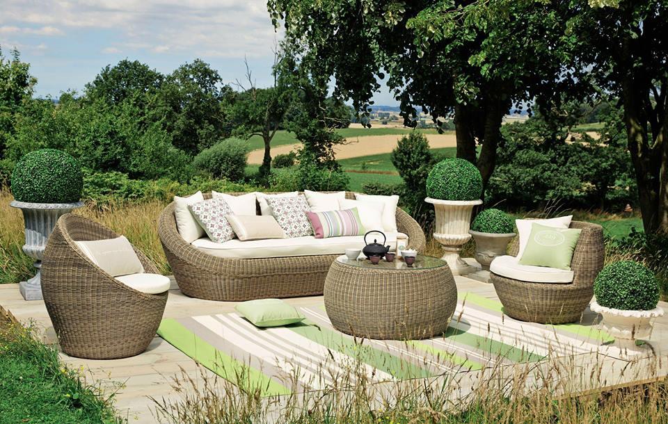 Maison Du Monde catalogo esterno 2017 mobili da giardino