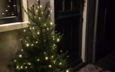 Kerstsfeer in Vakantiehuisje Smoek