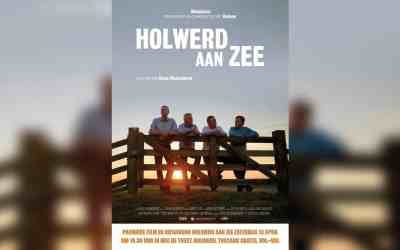 Documentaire Holwerd aan Zee is een ode aan groots durven denken