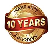 10 year product warranty - Smoke Alarm compliance QLD