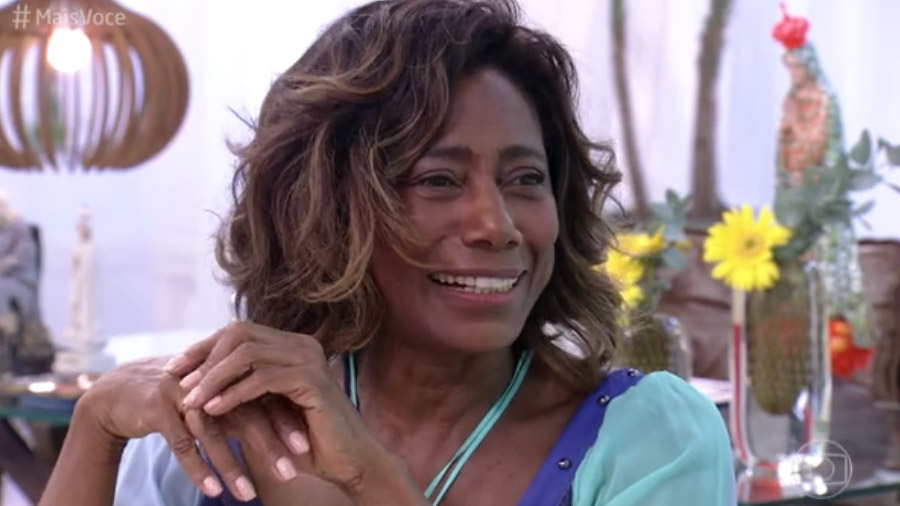 gloria maria relembra experiencia com maconha na jamaica maisvoce smokebuddies Glória Maria relembra experiência de fumar maconha na Jamaica e enlouquece a internet