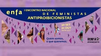 ENFA Rede de Feministas antiproibicionistas recife ENFA: Rede de Feministas Antiproibicionistas realiza encontro nacional em Recife