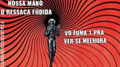 capa meme Smoke Buddies indica: perfis de memes e humor canábico no Instagram