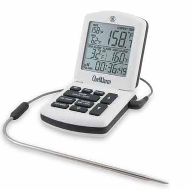 Che Alarm bbq thermometer